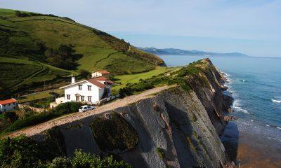 Une maison au Pays Basque