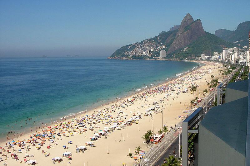 Les plages du Brésil